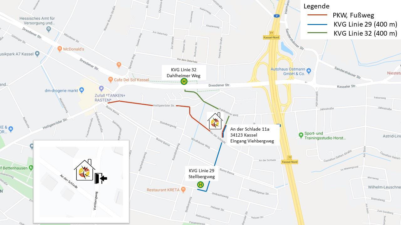 An der Schlade 11a - 34123 Kassel